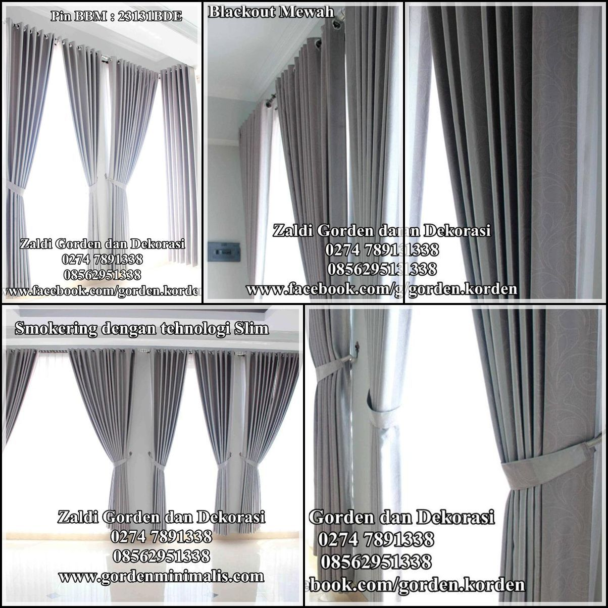 Katalog Gorden Minimalis Minimalis Dekorasi Rumah Dekorasi