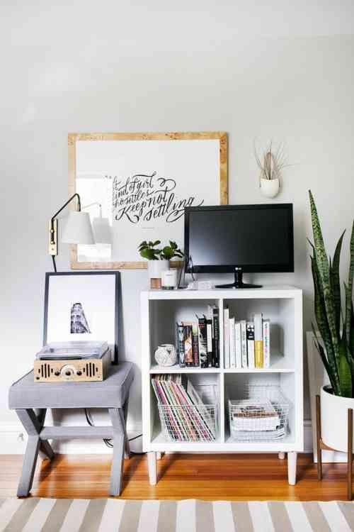 ikea meubles tv ides de meubles fabriquer soi mme - Meuble Tv Ikea Fer