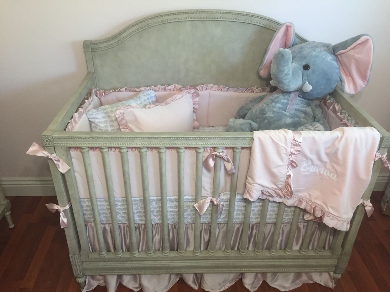 Restoration Hardware Baby & Child baby girl crib