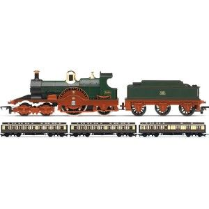 Hornby R2706 The Flying Dutchman Royal Sovereign Train Pack