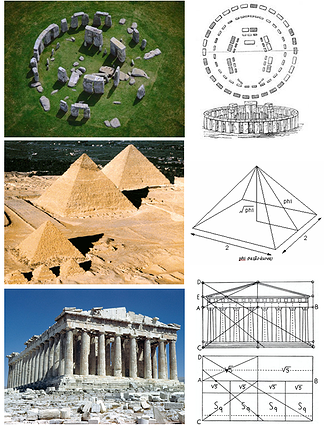 Geometria Sagrada na Arquitetura