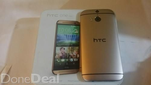 HTC ONE M8 GOLD LIMITED EDITION