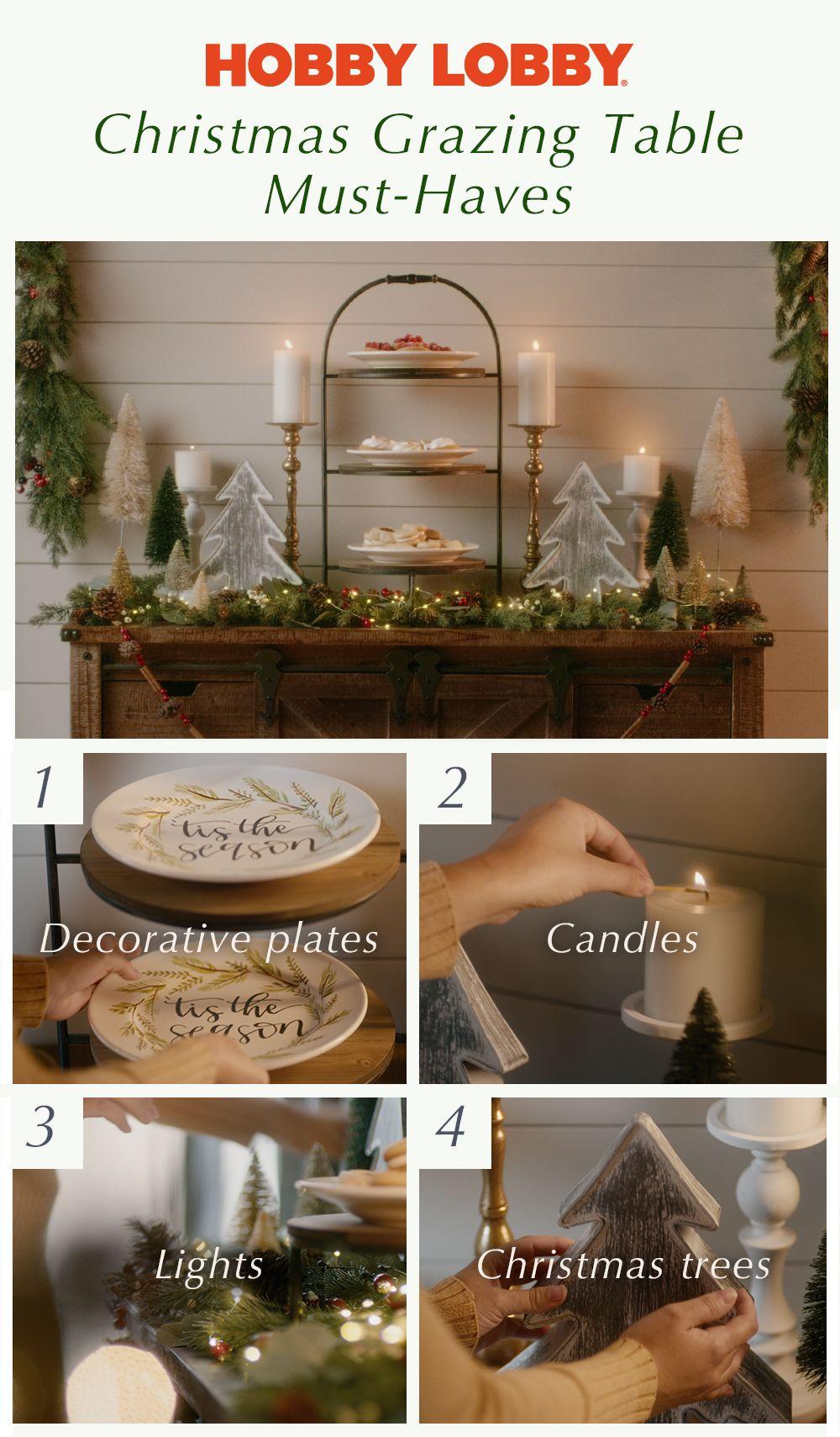 Christmas Grazing Table Must Haves Christmas Entertaining Christmas Diy Christmas Decorations