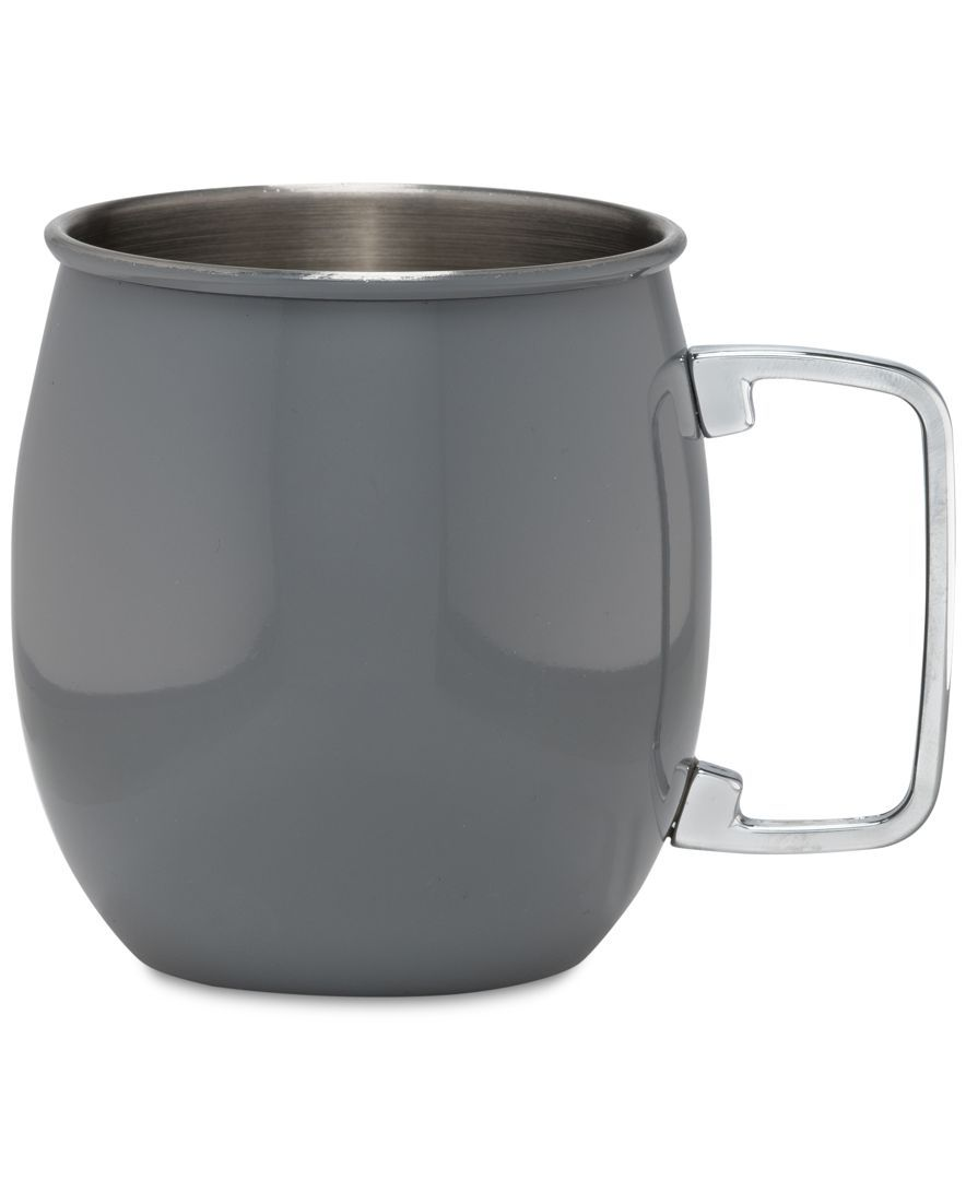 Cambridge Moscow Mule Mug With Square Handle Moscow Mule