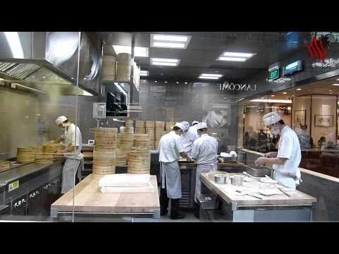 Cocina abierta de Dim Sum