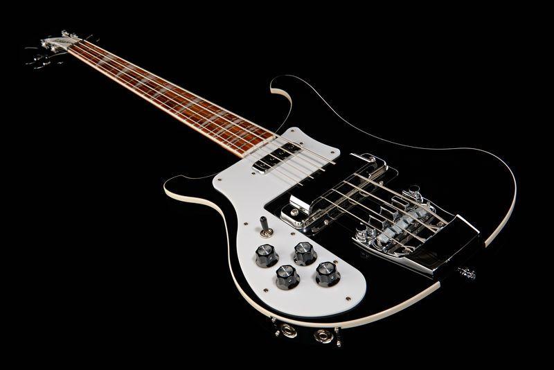 Rickenbacker 4003 JG LH in 2019 | Left-Handed Bass Guitars