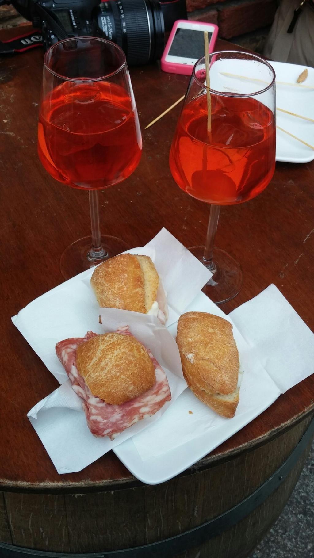 Al Merca Spritz Bar And Sandwiches Venice Venice Food Restaurant