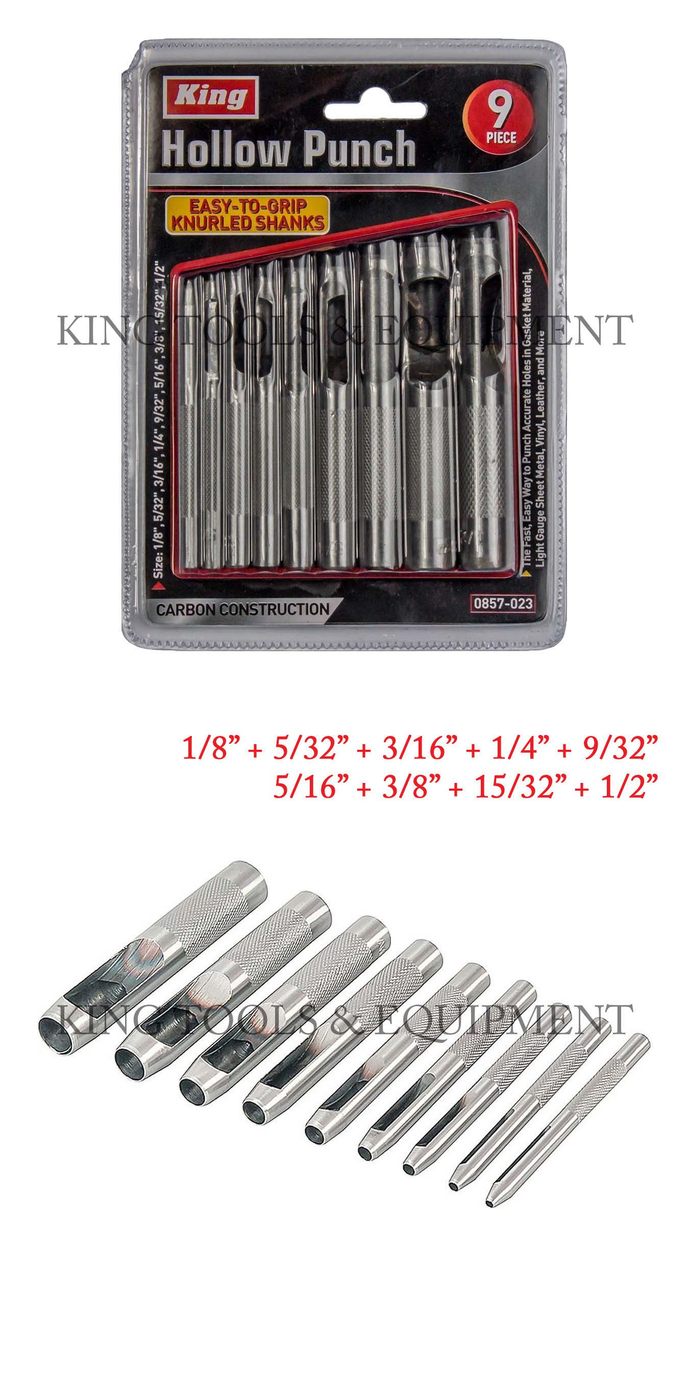 New Sheet Metal Knockout Punches By Bramley Sheet Metal Shop Sheet Metal Hand Tools