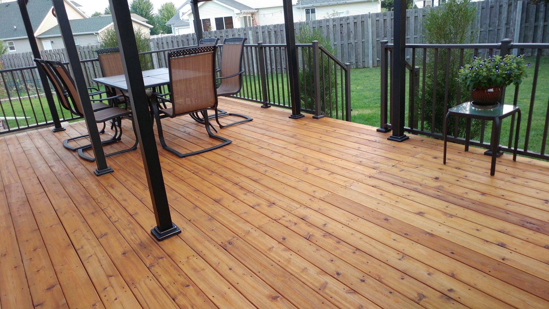 Decksdirect Cedar Oil By Penofin Staining Deck Deck Stain And Sealer Cedar Oil