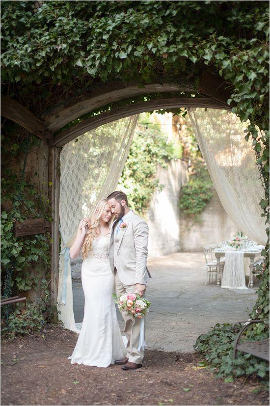 Historic Monterey Bay Area Wedding Venue