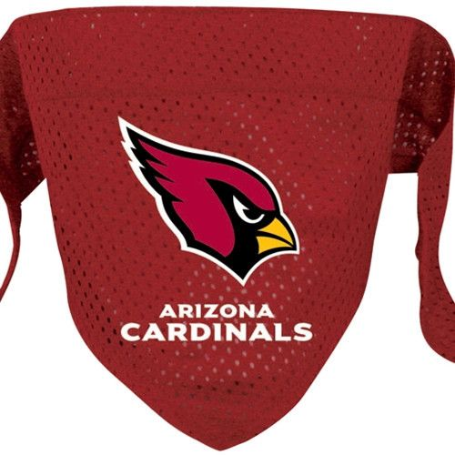 Arizona Cardinals NFL Licensed Dog Bandana