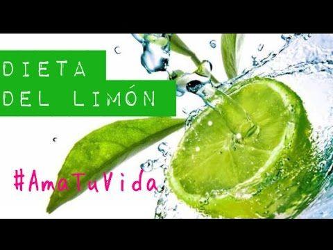 Dieta Del Limon #AmaTuVida