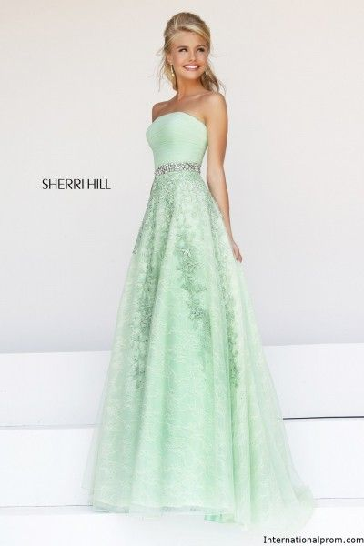 Sherri Hill Dresses - 2014 Prom Dresses - International Prom ...
