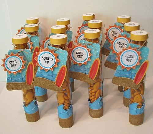 beach theme party favors celebrations and parties pinterest