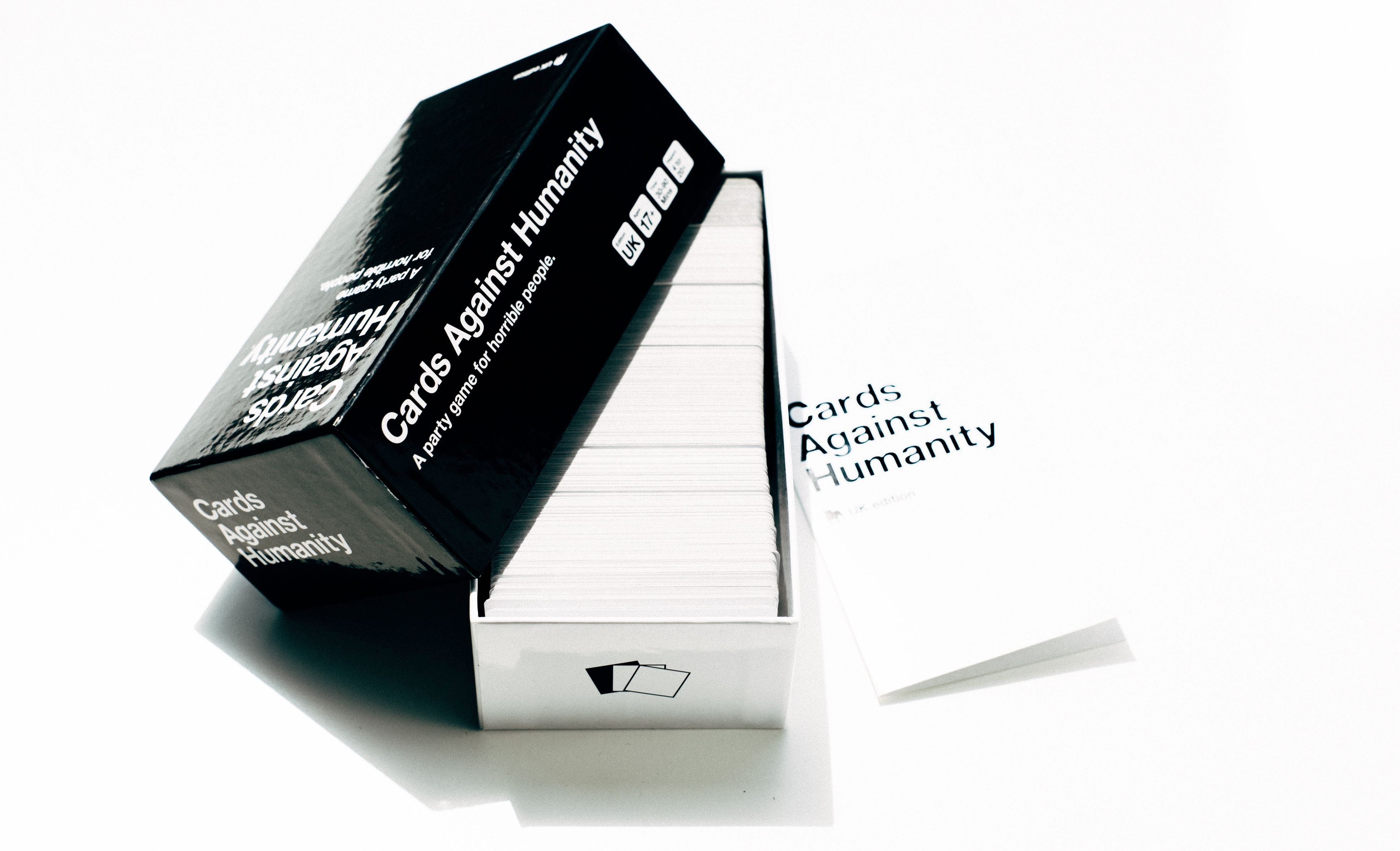 Cards Against Humanity Karten Gegen Die Menschlichkeit Cards Against Humanity Karten Die Menschlichkeit