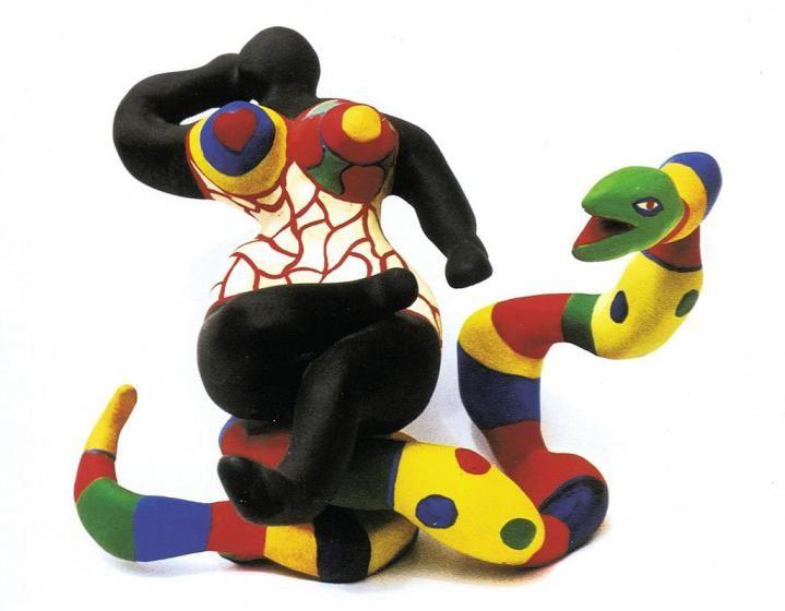 Galerie Niki De Saint Phalle Ware 84 Kunst Skulpturen Kunst Frauenfiguren
