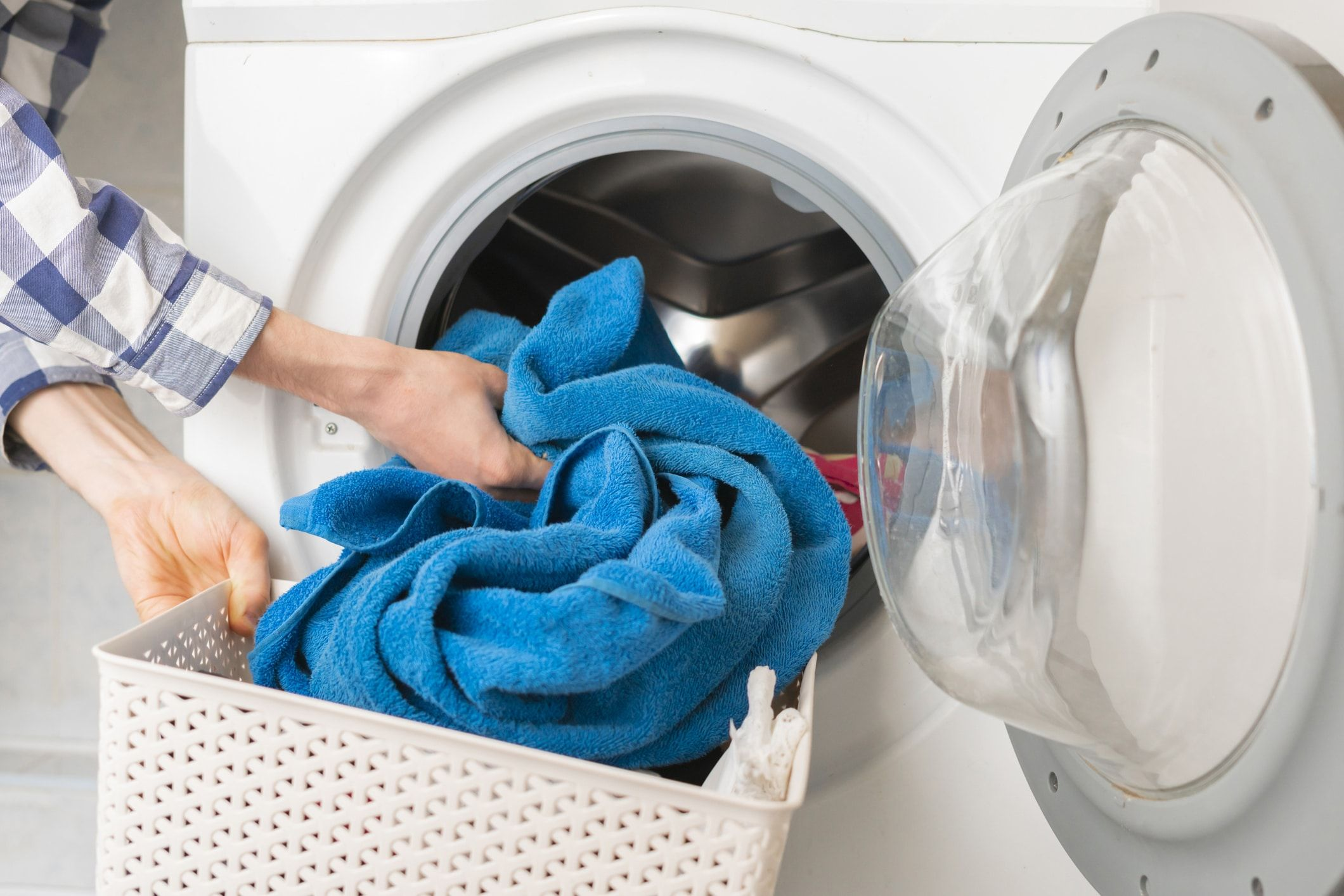 Laundry Bin Experiment Laundry Service Online Laundry Service