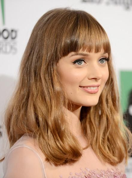 Enjoyable 1000 Images About Celebrity Hairstyles On Pinterest Long Wavy Hairstyles For Women Draintrainus