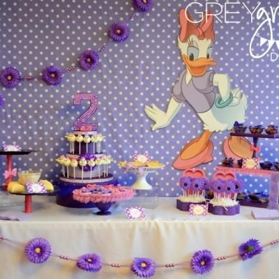 Daisy Duck Party birthday party ideas for girls Party Planning