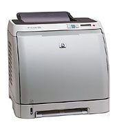 HP Color LaserJet 2600n Printer - Color Laser Printers
