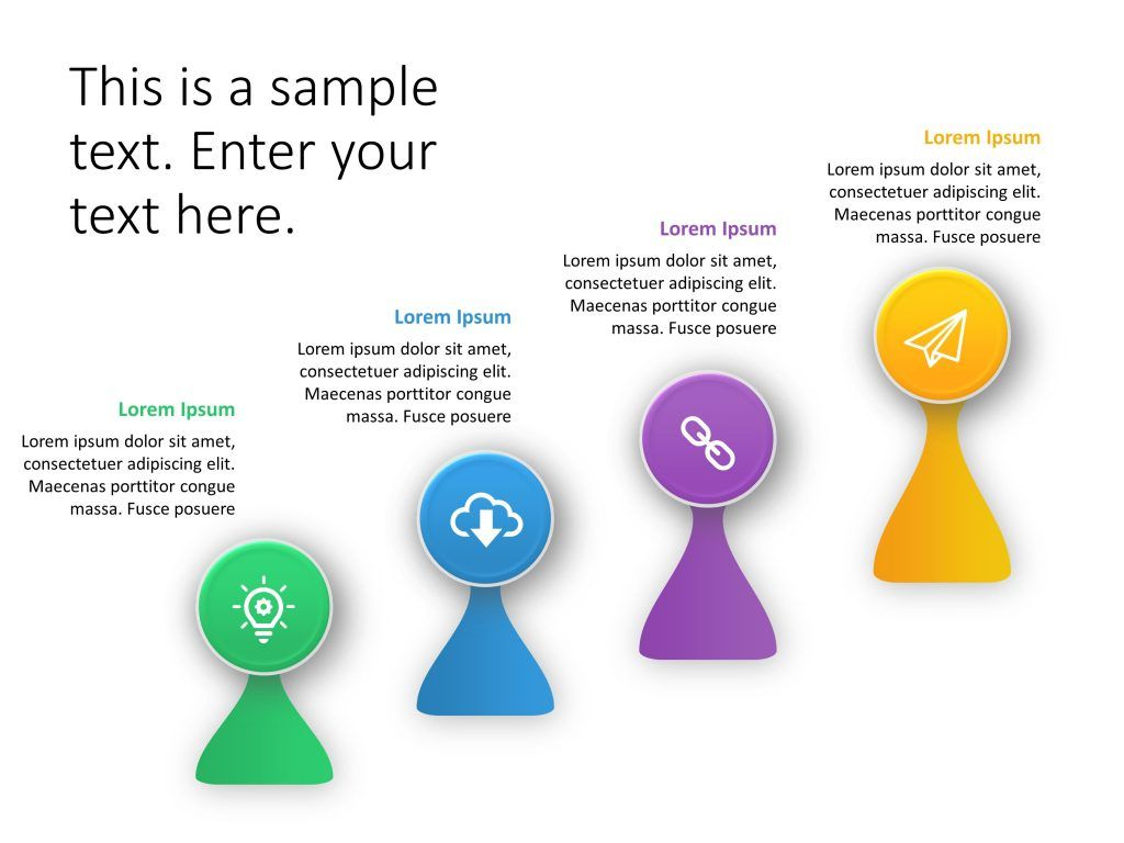 Use business strategy powerpoint templatedesign for