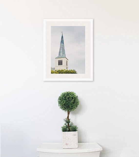 boston photograph harvard square first parish cambridge massachusetts new england church steeple weathervane architectural photo wall art