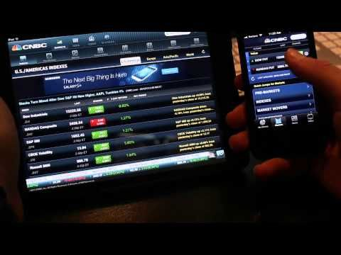 Top Stock Market Apps For Iphone And Ipad For Day Traders Http