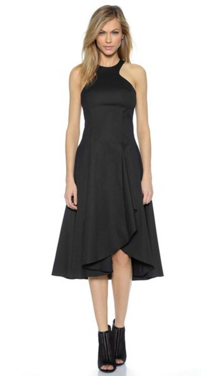 Black dresses for wedding guest   Black Dresses You Can Wear as a Wedding Guest Yes Black as a