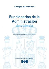 Funcionarios de la  Administración  de Justicia
