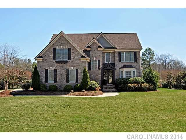 Marvin Creek Home For Sale 105 Turkey Hunt Court Marvin Nc Www