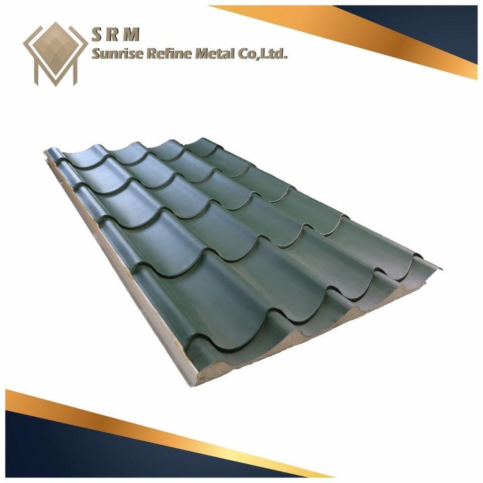 Cmd Br110 Corrugated Steel Metal Roofing Sheet Corrugated Pvc Roof Sandwich Panel Sheet Metal Roofing Pvc Roofing Steel Metal Roofing