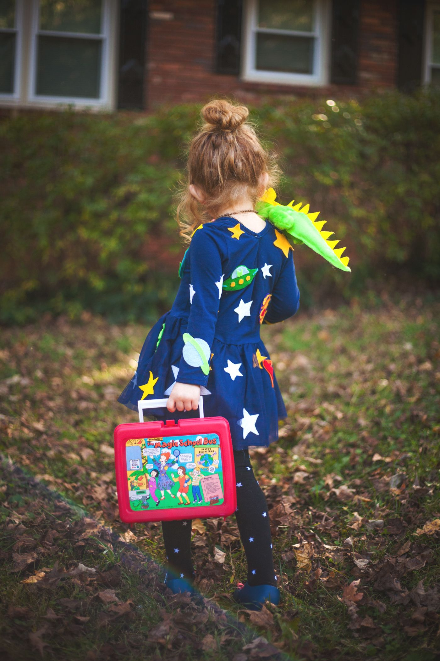 Olive S Mrs Frizzle Costume That Mommy Made Add Liz The