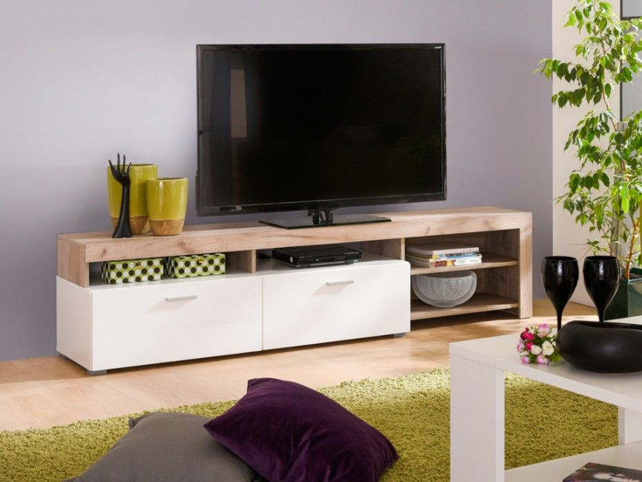 Accueillez Un Ecran Tele Geant Grace Au Meuble Tv Animato Mobilier De Salon Deco Meuble Tv Idee Meuble Tv