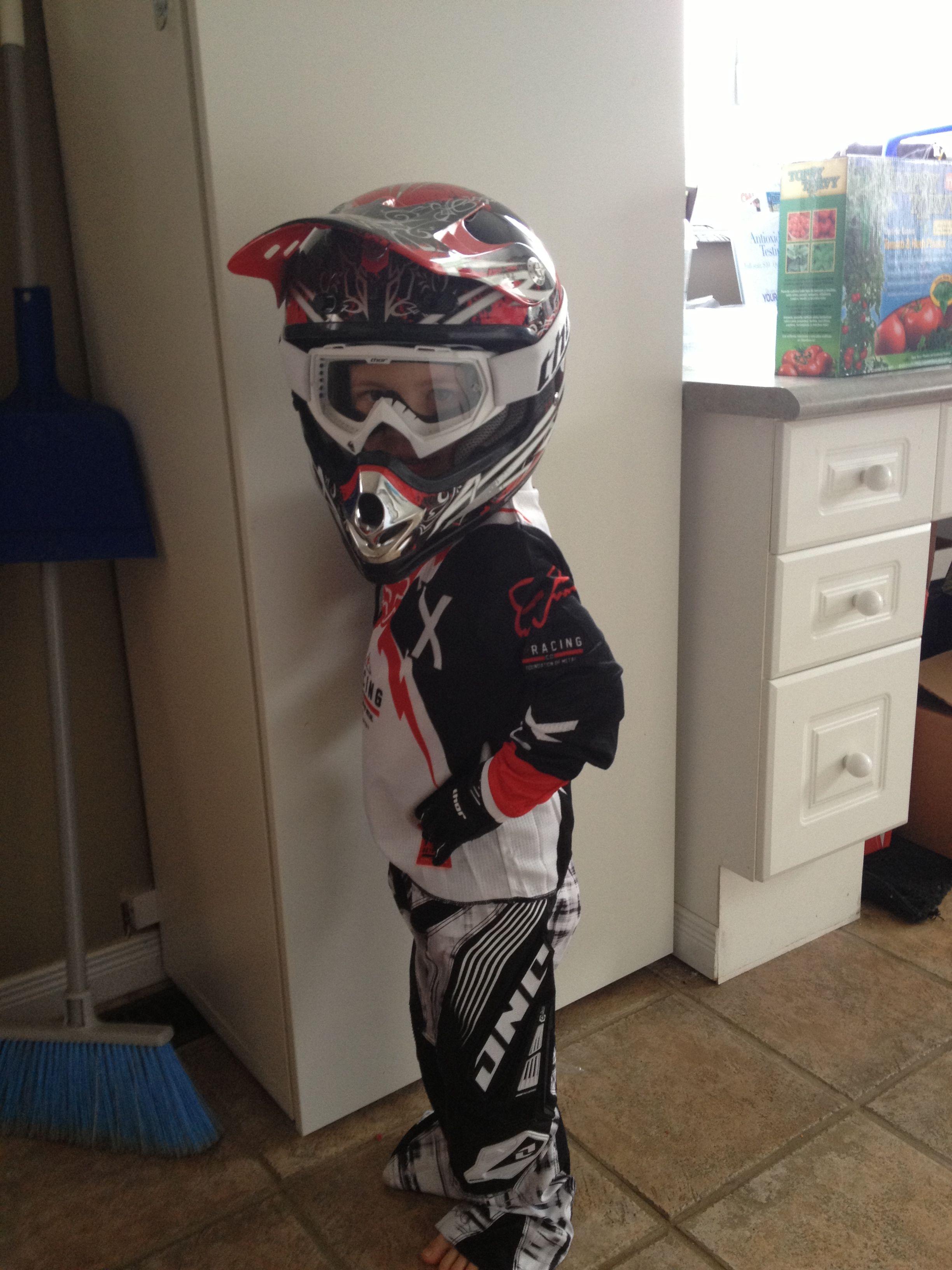 Motocross Gear For Kids Ride Safe Motocross Gear Motorcross Dirt Bike Girl