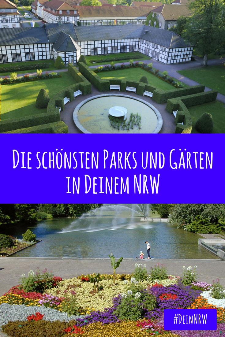 Parks Und Garten In Nrw Parks Urlaubsreisen Ausflug Nrw