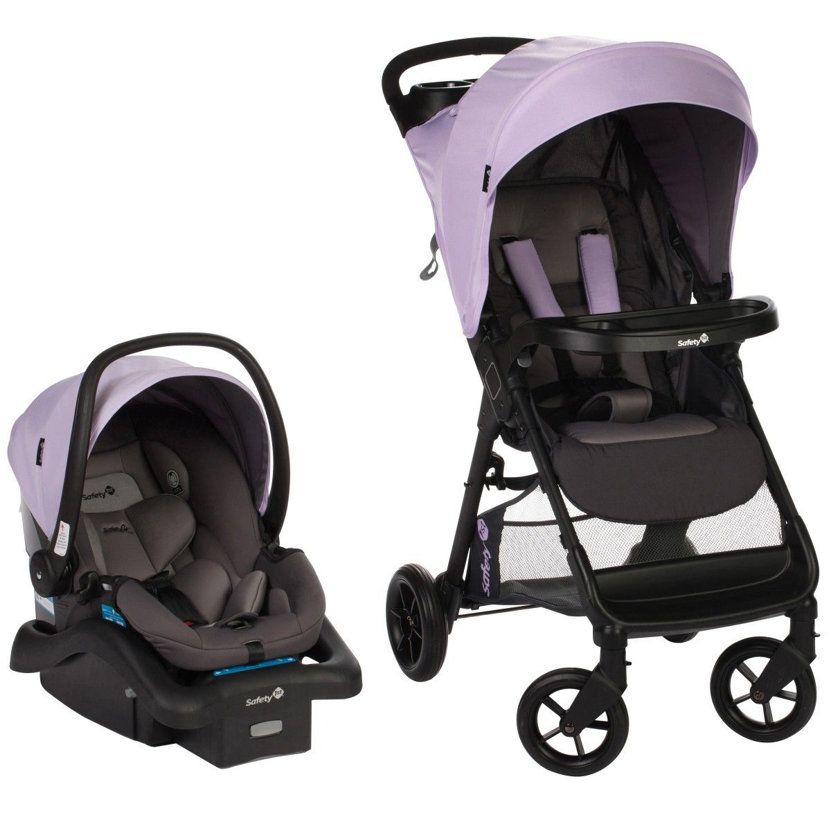 Smooth Ride Travel System Wisteria Lane Travel system