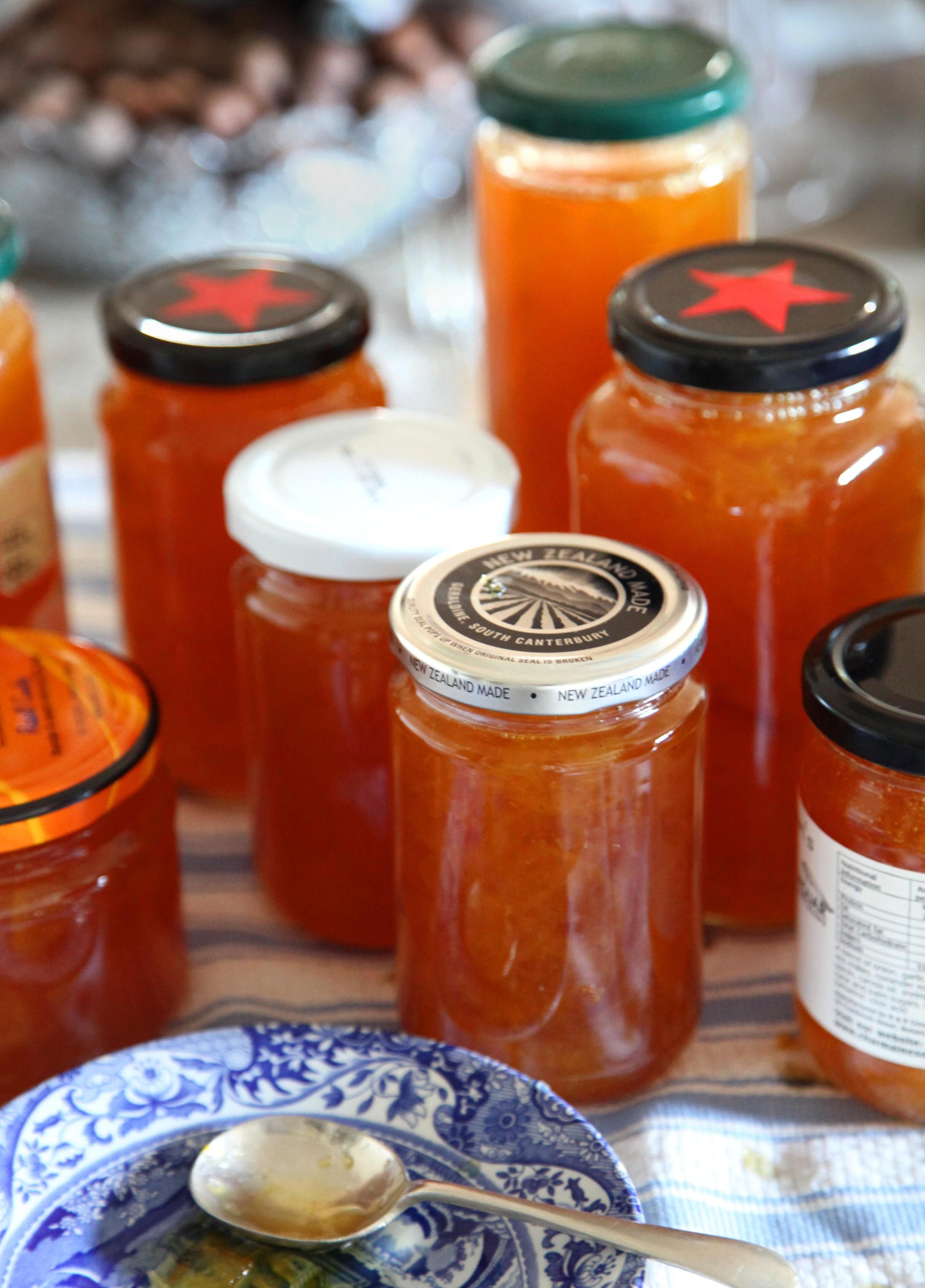 Making Grapefruit Marmalade  www.annabel-langbein.com