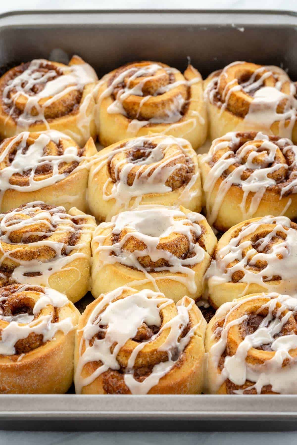 Homemade Cinnamon Rolls Recipe With Images Cinnamon Rolls
