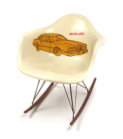 Lowrider Cool Chairs Rocking Chair Chair Design