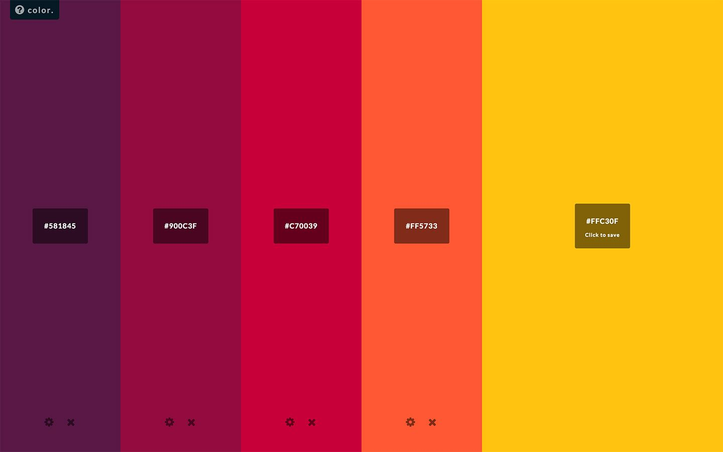 Best Color Palette Generators HTML Color Codes Colour