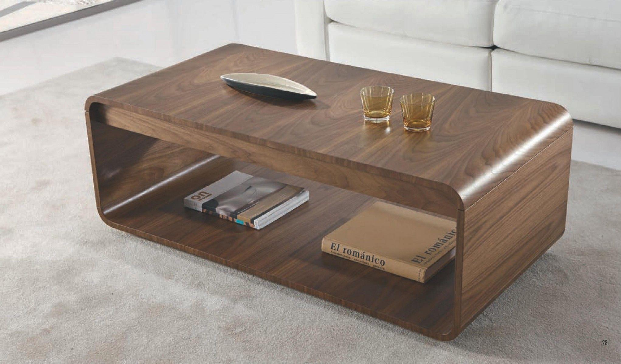 Mesa centro moderna elevable lacado madera dise o 194 148 for Diseno de muebles de madera gratis