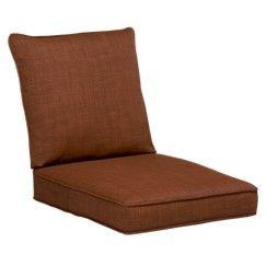 Madaga Outdoor Conversation/Deep Seating Cushion Set - Red