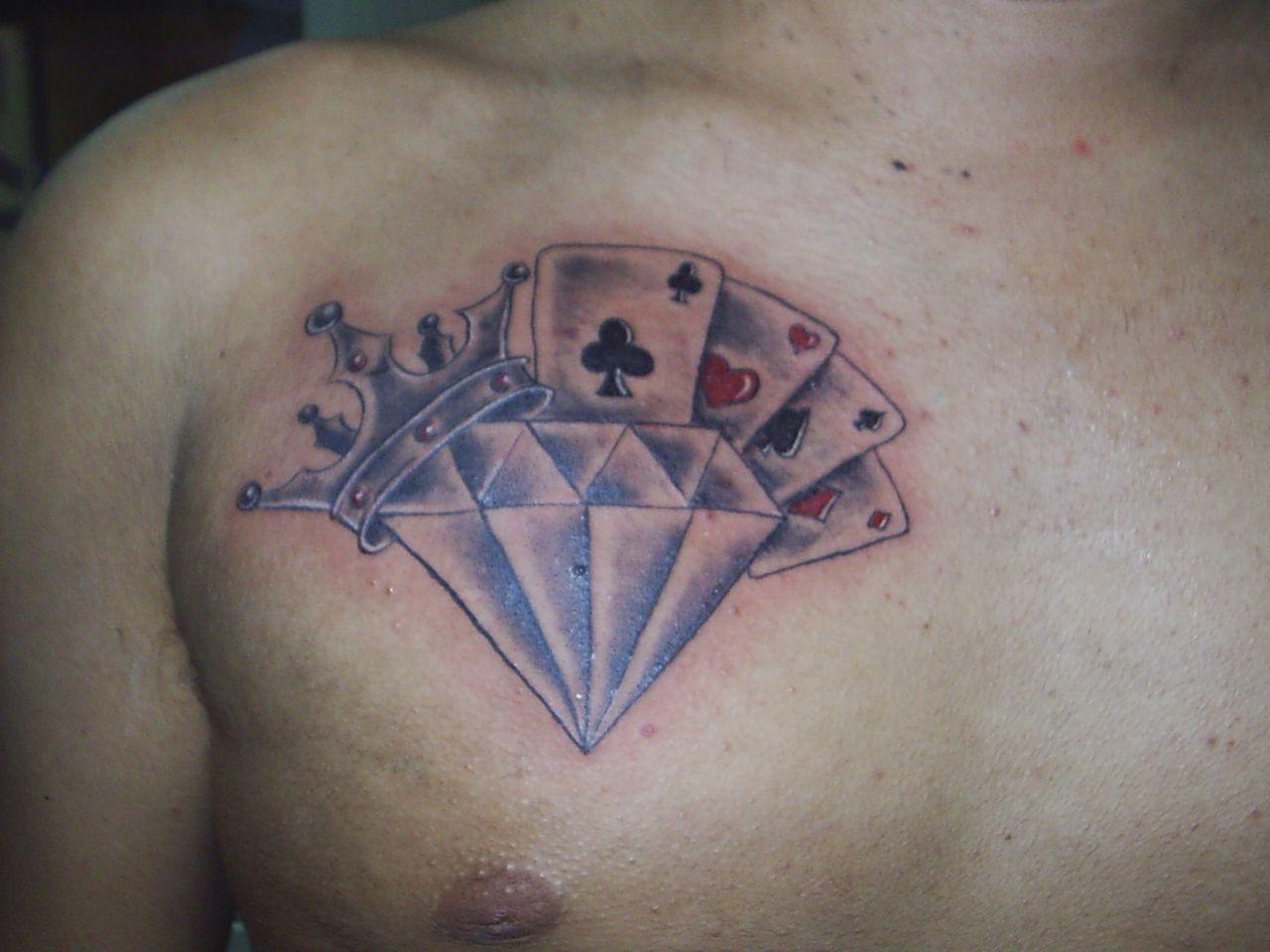 Tatuagem De Diamante 2 Diamante Tatuagem Tatuagem Desenho Diamante