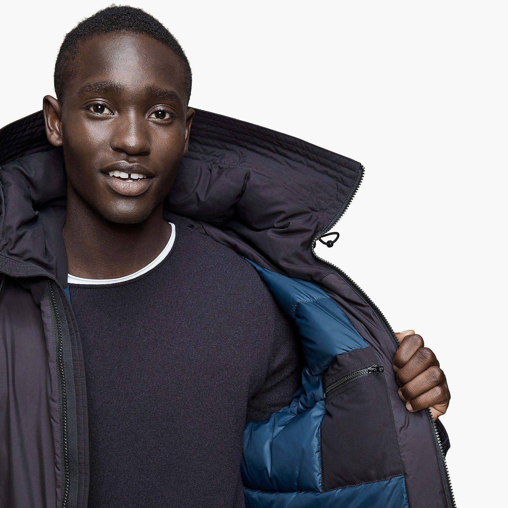 36bc5596b Destination nylon jacket with Primaloft® | Classy | Men's coats ...