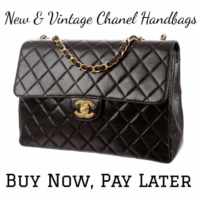 New Used Chanel Handbags Now And Pay Later Click For List Of S