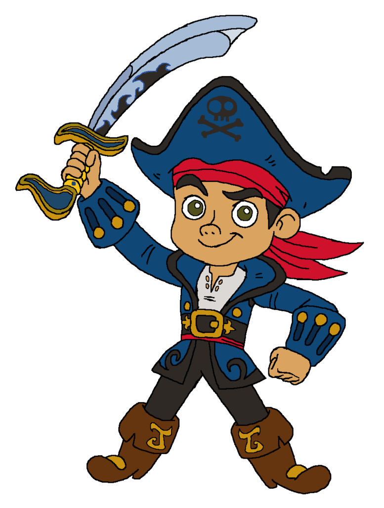 Рисованные картинки пиратов