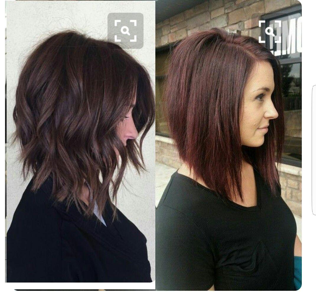 messy waves or straight sleek. | hair & beauty | invertierte