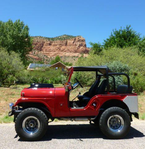 1967 Jeep Cj5 Chevy L79 Corvette Engine Period Correct Restomod For Sale In Sedona Arizona United States Jeep Cj Corvette Engine Jeep Cj5