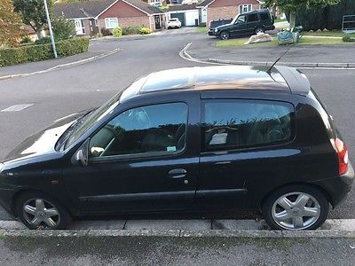 eBay: renault clio 1.6 16v ** SPARES OR REPAIR ** #carparts ... on ebay motors cars for sale, e bay cars for sale, ebay uk classic cars,