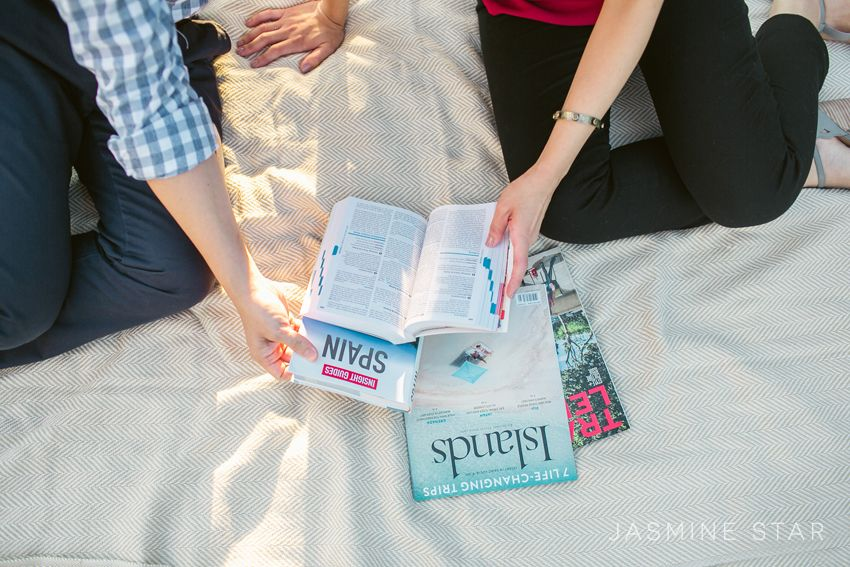 Newport Beach Engagement : Melissa and John - Jasmine Star Blog